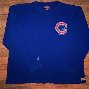Cubs XL long sleeve sweater